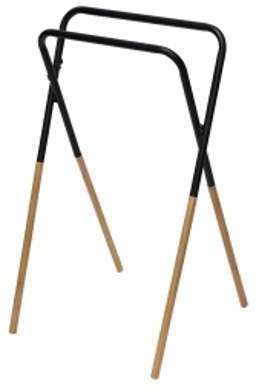 Porte serviette pliable Bambou