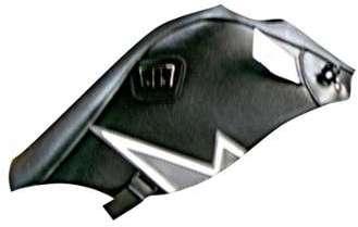 Yamaha XT 660 Noir Déco Acier