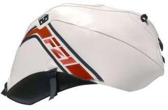 Yamaha FZ1 Blanc Carbone Noir