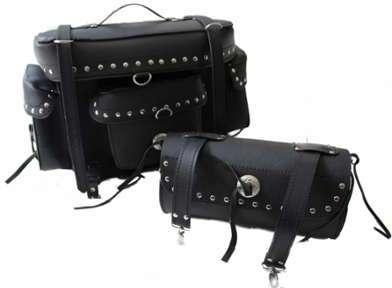 Kc504 Sac moto Sissybag cuir