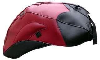 Yamaha Fazer Rouge foncé Noir