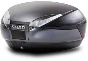 Top Case Shad SH48 Noir Titane
