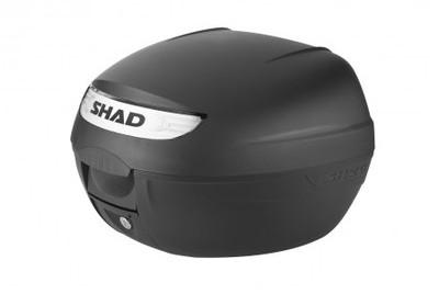 Top Case Shad SH26 Brut Noir