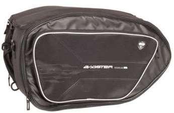 Saddle bag VECTOR NOIR ACIER