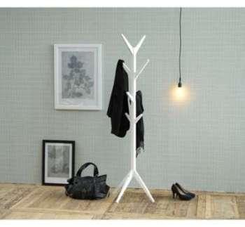 Porte manteaux design arbre