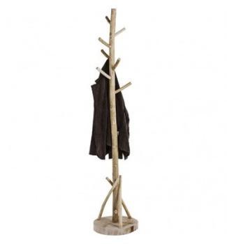 Porte manteau design en bois