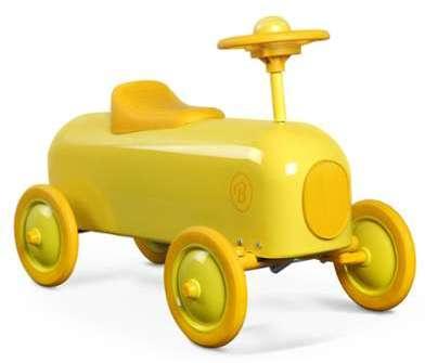 Porteur Racer Lemon