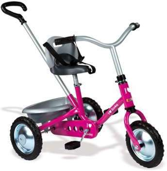 Tricycle Zooky Classique -