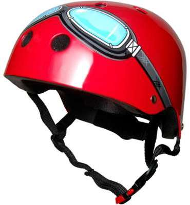 Casque Red Goggle Taille S