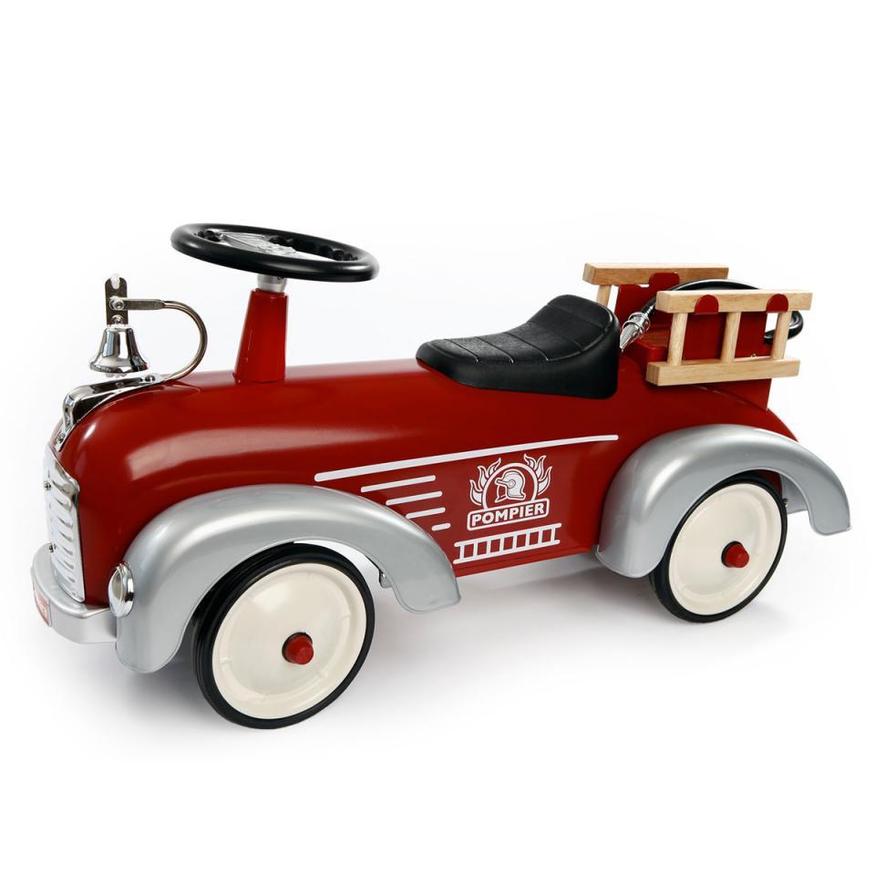 Porteur Speedster Pompier