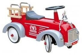 Baghera - Camion De Pompier
