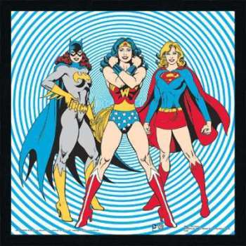 Tableau DC Femmes Héroïnes