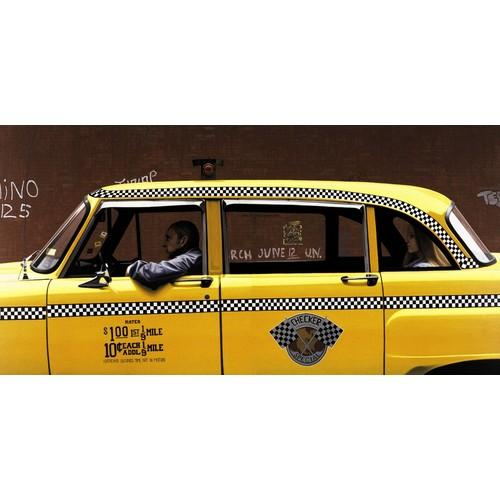 Affiche Checker Cab