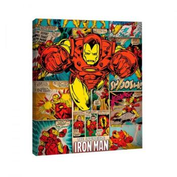 Tableau Marvel Iron Man