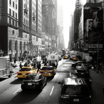Affiche Sunset on Broadway