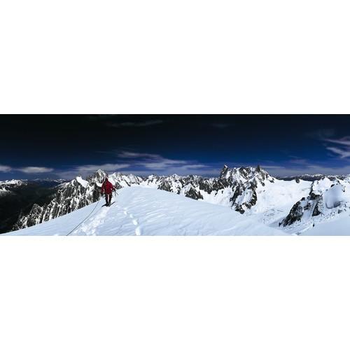 Affiche Mont blanc du Tacul