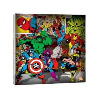 Tableau des Super-Héros