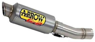 Silencieux Arrow Nichrom Dark