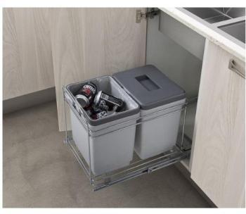 Copa A-4000 poubelle de cuisine