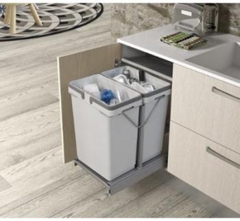 Catgorie poubelle page 2 du guide et comparateur d 39 achat - Poubelle cuisine ouverture automatique ...