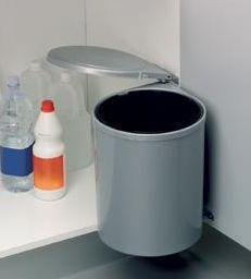 ROMAGNA PLASTIC poubelle (Gris