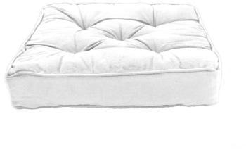 Pouf tapissier HIP HOP (40x40x8cm)