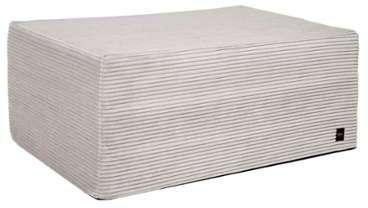 Vetsak BLOC large pouf rectangulaire