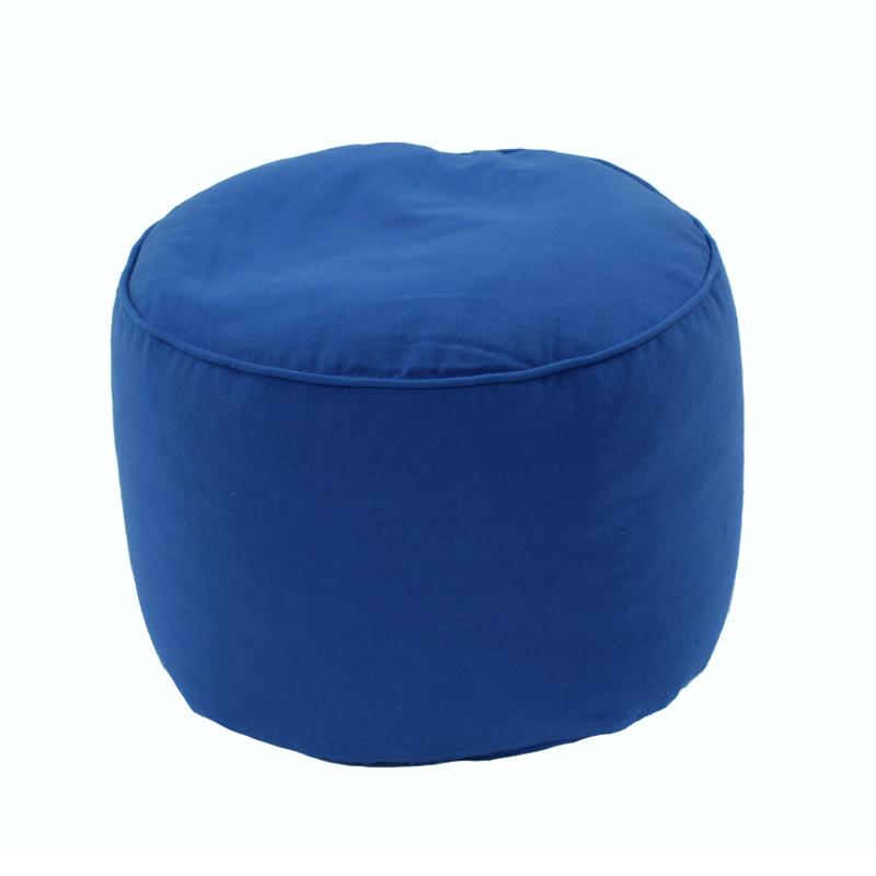 v2 c design pouf rond zenbag turquoise en. Black Bedroom Furniture Sets. Home Design Ideas