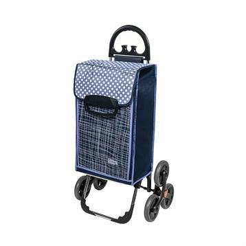 Chariot de courses 6 roues