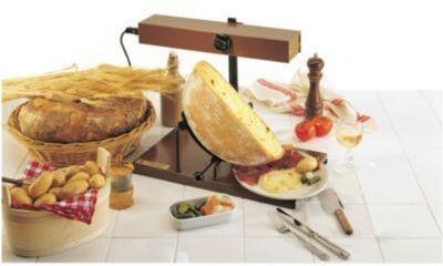 bron appareil raclette modle party 1 4 de meule cou. Black Bedroom Furniture Sets. Home Design Ideas