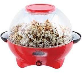 Machine à pop-corn XL rouge