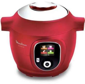 Cookéo Moulinex Cookeo Rouge