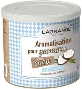 Arôme Lagrange coco pour yaourts