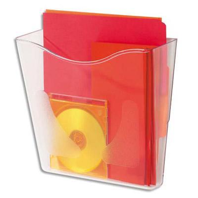 En polystyrène choc transparent