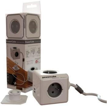 Cube 4 prises 230 V et 2 USB