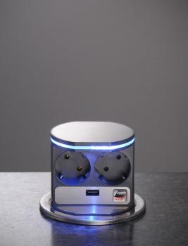Volt Port 2 prises avec USB