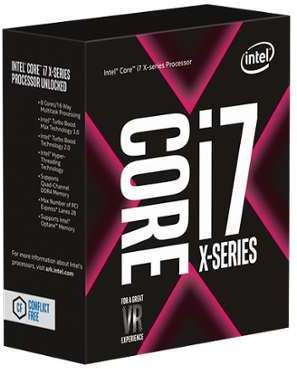 Processeur Intel Core i7 7820X