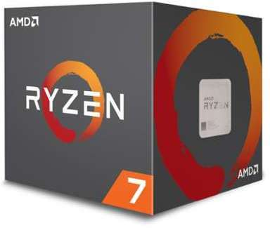 Processeur AMD Ryzen 7 1700
