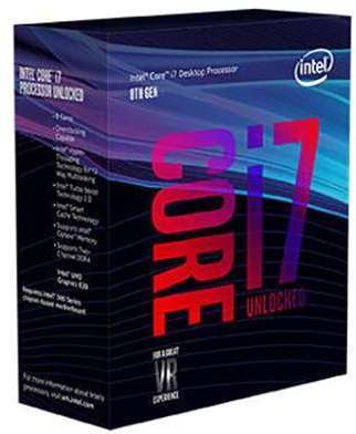 Processeur Intel Core i7 8700K