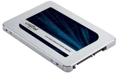 CRUCAL MX500 500 Go 2 5 SATA