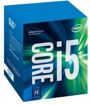 Processeur Intel Core i5 7600