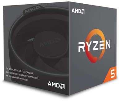 Processeur AMD Ryzen 5 1400