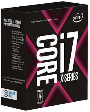 Processeur Intel Core i7 7740X