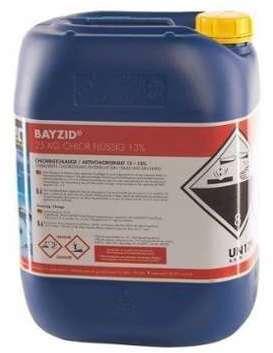 Chlore liquide 48 1 x 25 kg