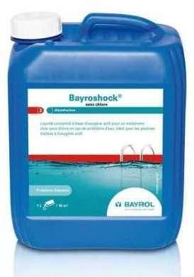 Bayroshock 5L Bayrol Quantité