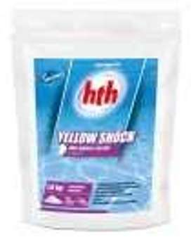 HTH YELLOW SHOCK Anti-algues
