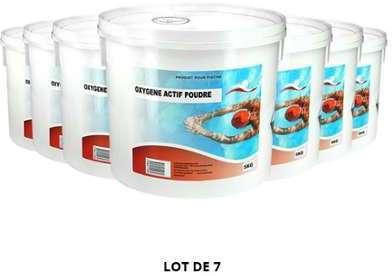 Klorane c gel douche surgras oxyg ne 200ml for Produit piscine oxygene actif