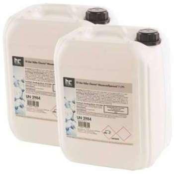 2 x 10 L Peroxyde d hydrogène
