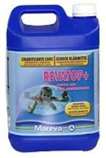 Mareva calgicide revatop for Produit piscine mareva