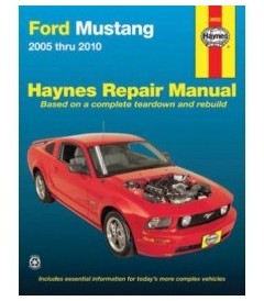 Guide haynes pour mustang
